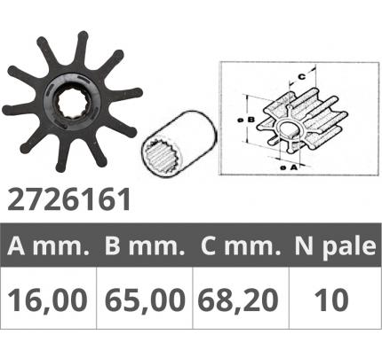Finnord-FNI2726161-GIRANTE YANMAR 119593-42200-20