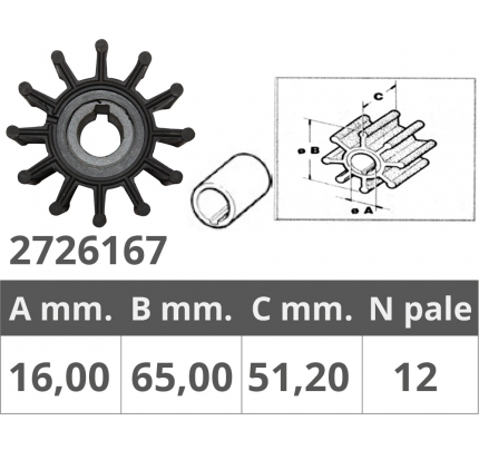 Finnord-FNI2726167-GIRANTE SHERWOOD 15000K-20