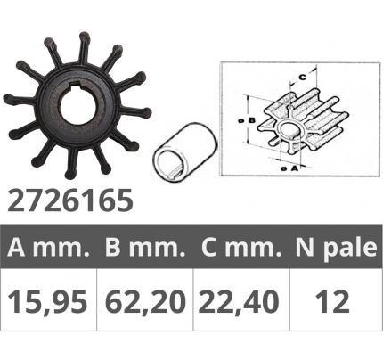Finnord-FNI2726165-GIRANTE SHERWOOD 9000K-20