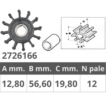 Finnord-FNI2726166-GIRANTE SHERWOOD 10077K-20