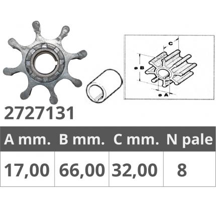 Finnord-FNI2727131-GIRANTE RENAULT 48300006/7-20