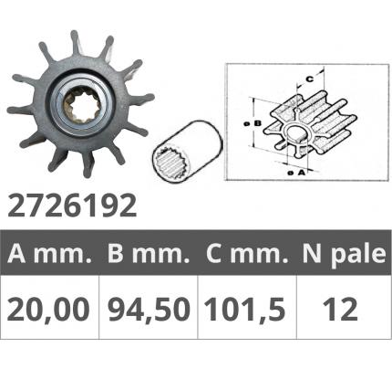 Finnord-FNI2726192-GIRANTE SHERWOOD 29000K-20