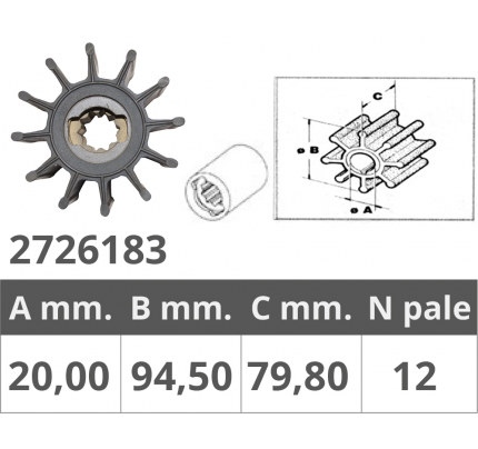 Finnord-FNI2726183-GIRANTE SHERWOOD 26000K-20