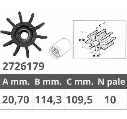 Finnord-FNI2726179-GIRANTE SHERWOOD 22000K-20
