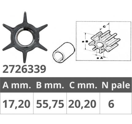 Finnord-FNI2726339-GIRANTE HONDA 4T 20,25,30HP-20