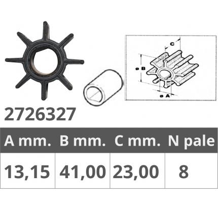 Finnord-FNI2726327-GIRANTE HONDA 4T 5-7,5-8-10 HP-20
