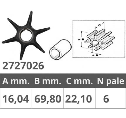 Finnord-FNI2727026-GIR. JOHONSON/EV. YAMAHA 2T 25-40HP-20