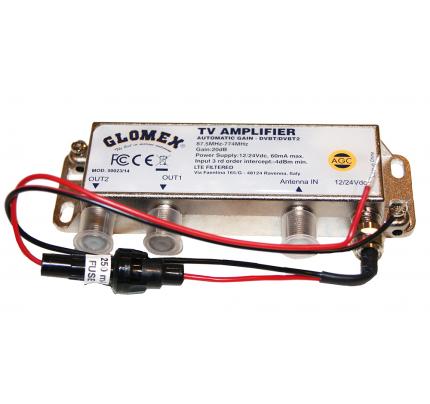 Glomex-FNI5555319-AMPLIFICATORE GLOMEX 50023/14-20