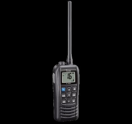 Forniture Nautiche Italiane-FNI5550037-VHF IC-M37E-20