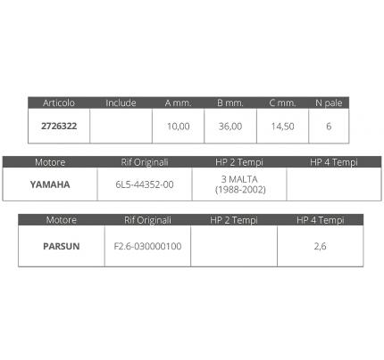 Finnord-FNI2726322-GIRANTE YAMAHA 3 MALTA (1990)-20