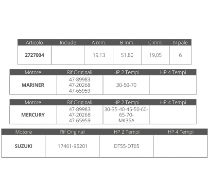 Finnord-FNI2727004-GIRANTE MARINER/MERCURY/SUZUKI-20