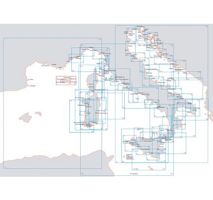 Istituto Idrografico-FNI0100004-DA S.ROSSORE AL CANALE DI PIOMBINO-20