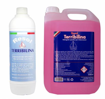 Forniture Nautiche Italiane-FNI6464651-TERRIBILINA LT.0,750-20