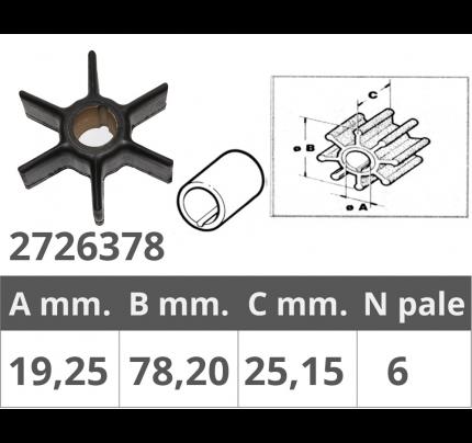 Finnord-FNI2726378-GIR. MARINER/MERCURY 2/4T 40/80 HP-20