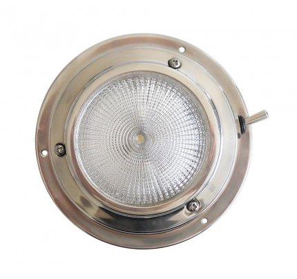 Forniture Nautiche Italiane-PCG_FN4040796-PLAFONIERA A LED INOX-20