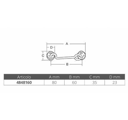 Foresti e Suardi-FNI4848160-GANCIO FERMAPORTE MM.60-20