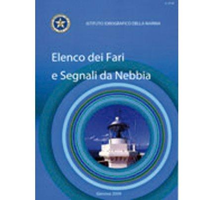 Istituto Idrografico-FNI010900FA-ELENCO FARI E SEGNALI NEBBIA-20