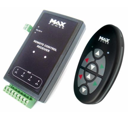 Max Power-FNI0380000-RADIOCOMANDO + RICEVITORE MAX POWER-20