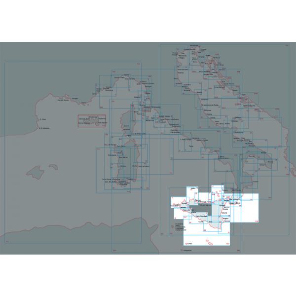Istituto Idrografico-FNI0100014-DA CAPO MILAZZO A C.ORLANDO E EOLIE-30