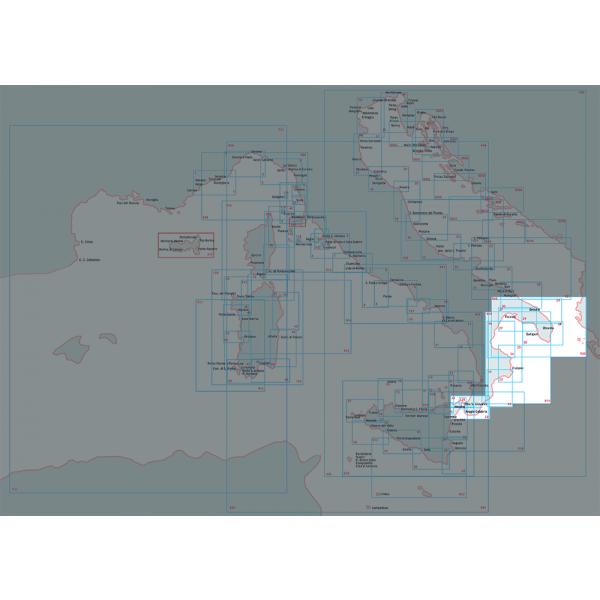 Istituto Idrografico-FNI0100027-DA FOCE DEL SINNI A TORRE DELLOVO-30