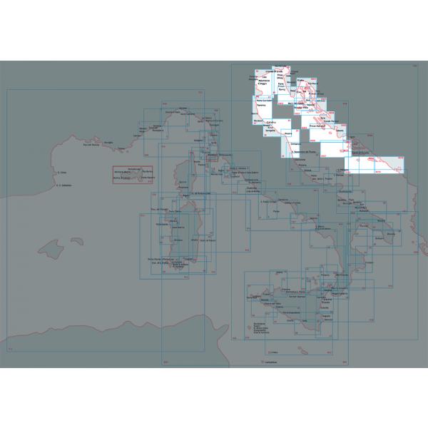 Istituto Idrografico-FNI0100038-DAL PO DI GORO A PUNTA TAGLIAMENTO-30