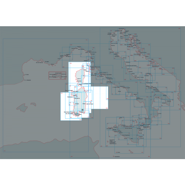 Istituto Idrografico-FNI0100322-GOLFO DI OLBIA E GOLFO ARANCI-30