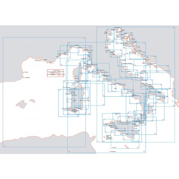 Istituto Idrografico-FNI0100913-DAL CANALE DI PIOMBINO A FIUMICINO-30