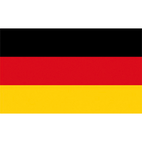 Adria Bandiere-FNI5252411-BANDIERA GERMANIA CM.20X30-30