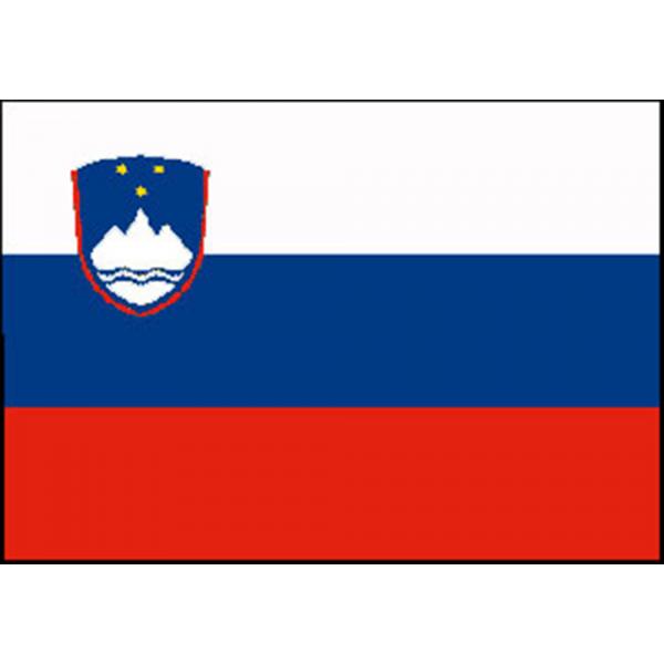Adria Bandiere-FNI5252404-BANDIERA SLOVENIA CM.20X30-30