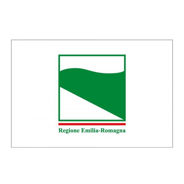 Adria Bandiere-FNI5252505-BANDIERA EMILIA ROMAGNA CM.20X30-30