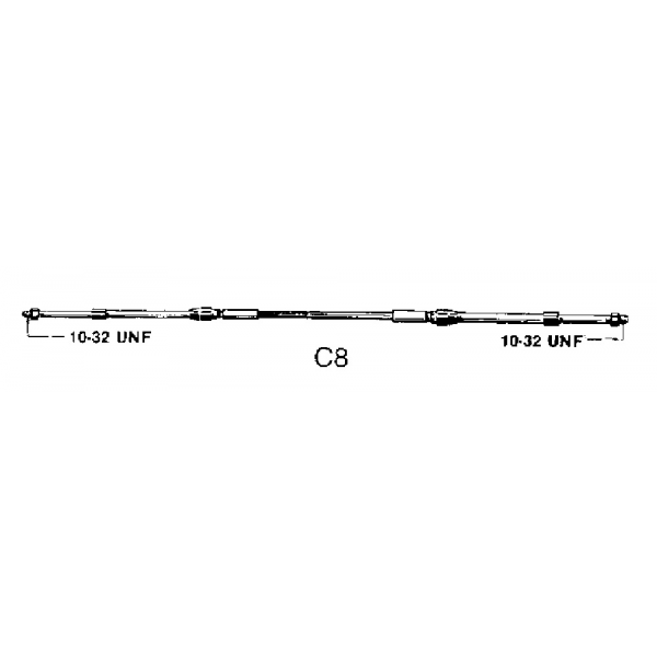 Ultraflex-FNI4242734-CAVO C8 DA 34-30