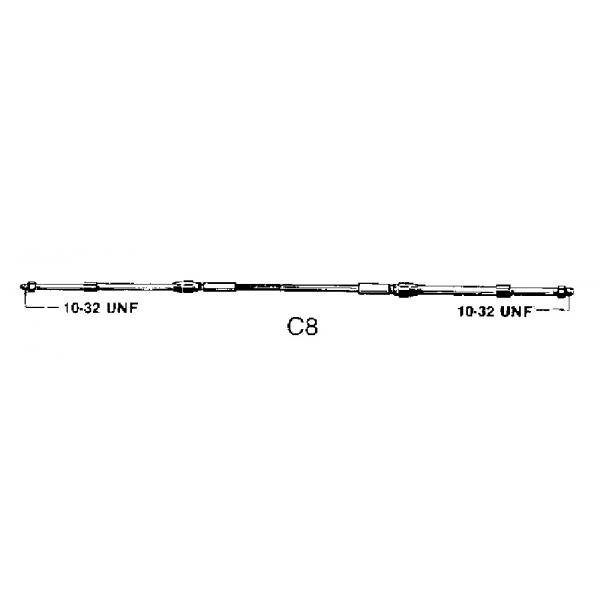 Ultraflex-FNI4242730-CAVO C8 DA 30-30